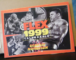 MONDOSORPRESA, (LB20) CALENDARIO 1999 FLEX - Calendari
