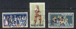 Nigeria 1967 Republic 4th Anniv. FU - Nigeria (1961-...)