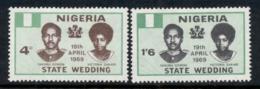 Nigeria 1969 State Wedding Of Yakuba Gowon MLH - Nigeria (1961-...)