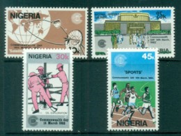 Nigeria 1983 Commonwealth Day MUH Lot81670 - Nigeria (1961-...)