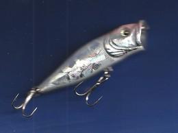 LEURRE  AVEC BILLES POUR PÊCHE  Blue Pacific   (TTB état) - Pêche