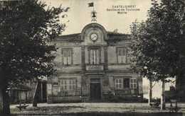 CASTELGINEST  Banlieue De Toulouse Mairie RV - Other Municipalities