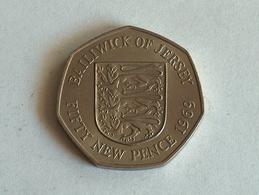 Jersey 50 Pence 1969 - Jersey