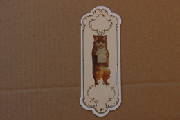 Chat, Marque-pages - Marque-Pages