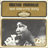 "Aretha Franklin  ""  See Saw  "" - Vinyl Records"