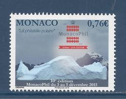 Monaco - YT N° 2996 - Neuf Sans Charnière - 2015 - Monaco