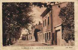 ROQUES  Les Bords De La Garonne Edit Massé RV - Other Municipalities