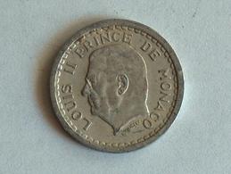 Monaco 1 Franc 1943 - Monaco
