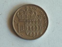 Monaco 1 Franc 1968 - Monaco