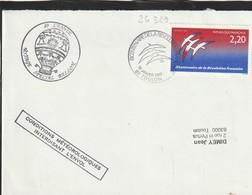 CAD  83  TOULON - Marcophilie (Lettres)