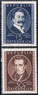 Republik Osterreich, 1949, # 769, 778, MH - 1945-60 Unused Stamps