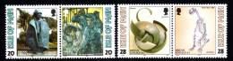 ILE De MAN - N°582/5 ** (1993)  Europa , Art Comtemporain - Man (Ile De)