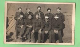 Prigionieri Italiani Galles Pow Camp 48 Greenfield Farm X Bolzano Prisonniers De Guerre Kriegsgefangene Prisoners Of War - Guerre, Militaire