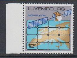 Luxemburg 1989 Satellite Astra / Map Of Europa 1v  ** Mnh (40632E) - European Ideas