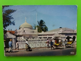 Majunga - Chaduly Mosque - Madagascar