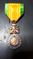 MEDAILLE MILITAIRE - Army & War