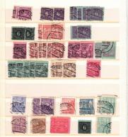 SBZ - MECKLENBURG-VORPOMMERN, Netter Gestempelter Posten - Briefmarken