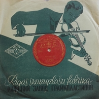 """Yves Montand  """"  Saint-Paul De Vence  """" - 78 T - Disques Pour Gramophone"""