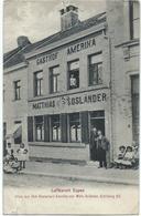 Eupen - Gasthof Amerika - Math. Osländer, Schilsweg 68 (Anno 1919 - Zustand !!) - Eupen