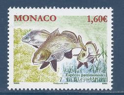 Monaco - YT N° 3022 - Neuf Sans Charnière - 2016 - Monaco