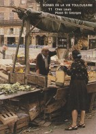 Marchés - Marché - Métiers - Marchand De Légumes Chez Louis - Toulouse - Mercati