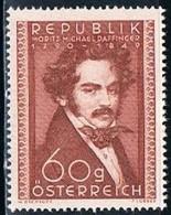 Republik Osterreich, 1950, # 784, MH - 1945-60 Unused Stamps