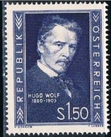 Republik Osterreich, 1953, # 818, MH - 1945-60 Unused Stamps