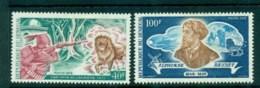 Senegal 1972 Tartarin & Lion MLH Lot73514 - Senegal (1960-...)