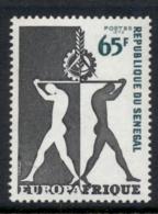 Senegal 1973 Europafrica MUH - Senegal (1960-...)