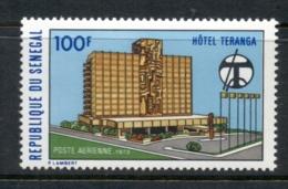 Senegal 1973 Hotel Teranga, Dakar MUH - Senegal (1960-...)
