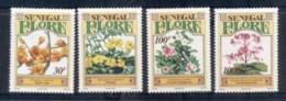 Senegal 1974 Flowers MUH - Senegal (1960-...)