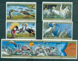 Senegal 1974 Waterbirds MLH - Senegal (1960-...)