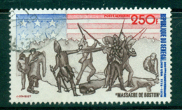Senegal 1975 250f American Bicentennial FU Lot38563 - Senegal (1960-...)