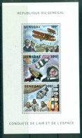 Senegal 1978 Wright Brothers Flight MS MLH Lot73554 - Senegal (1960-...)