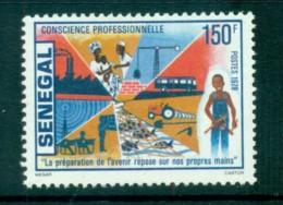 Senegal 1979 Pride In Workmanship 150f MLH Lot73556 - Senegal (1960-...)