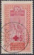 Haut-Sénégal Et Niger - Kita Sur N° 35 (YT) N° 34 (AM). Oblitération De 1916. - Upper Senegal And Nigeria (1904-1921)
