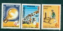 Senegal 1983 Energy Conservation MLH Lot73564 - Senegal (1960-...)