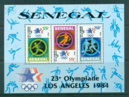 Senegal 1984 Summer Olympics, Los Angeles MUH - Senegal (1960-...)