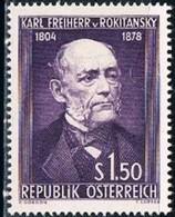 Republik Osterreich, 1954, # 831, MH - 1945-60 Unused Stamps
