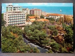 (FG.K24) RICCIONE - HOTEL PARCO In Piazzale Giardini (RIMINI) Albergo - Rimini