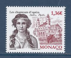 Monaco - YT N° 3040 - Neuf Sans Charnière - 2016 - Monaco