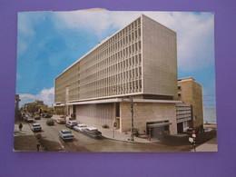 ISRAEL PALESTINE DAN HOTEL TEL AVIV OLD CAR BEACH PICTURE POSTCARD PHOTO POST CARD PC STAMP - Israel
