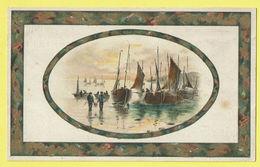 * Antwerpen - Anvers - Antwerp * (Balsam Apéritif - Elixir D'Anvers Liqueur) Bateau, Boat, Boot, Voilier, Animée, Rare - Antwerpen