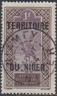 Niger - Niamey / Niger Sur N° 15 (YT) N° 15 (AM). Oblitération De 1934. - Niger (1921-1944)