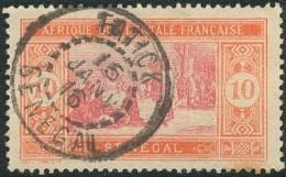Sénégal 1912-1944 - Fatick Sur N° 57 (YT) N° 58 (AM). Oblitération. - Senegal (1887-1944)
