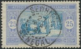 Sénégal 1912-1944 - Sedhiou Sur N° 60 (YT) N° 60 (AM). Oblitération. - Senegal (1887-1944)