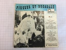 18Z - Folklore Wallon Finesses Et Ducasses Lieges Verviers, Fosses..., R Boutefeu N1 - Vinyles
