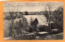 Glucksburg Germany 1911 Postcard - Gluecksburg