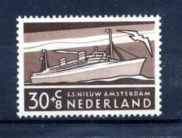 1957 OLANDA N.670 ** - Nuovi