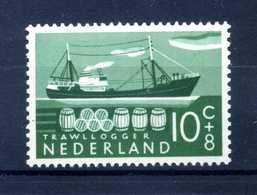 1957 OLANDA N.669 ** - Nuovi